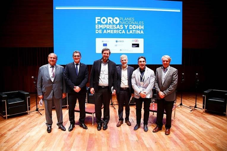 JORNADAS: Concluyó el primer foro regional de empresas y derechos humanos