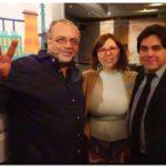 ELECCIONES 2019: Roberto Gómez con Silvina Batakis