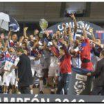 FÚTBOL: Tigre se consagró campeón de la Copa Superliga