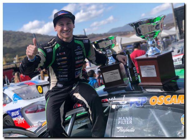 La Pantera va por el título en la última fecha del Top Race Series