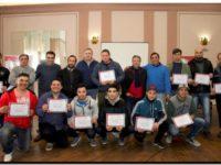 NECOCHEA: El Intendente entregó diplomas