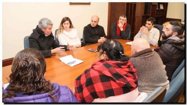 NECOCHEA: No al cierre del PAMI de Quequén