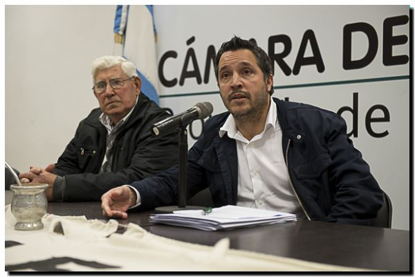 PROVINCIA: El presidente de la comisión de DDHH recibió a ex empleados de Ford