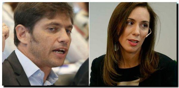 Vidal y Kicillof encaran su última semana de campaña