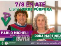COMUNICADO: El fraude en las elecciones de ate será posible gracias a Macri