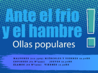 CTEP Evita continúa desarrollando ollas populares