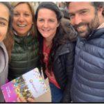 ELECCIONES 2019: El equipo de Arturo Rojas con vecinos de los barrios de Necochea y Quequén