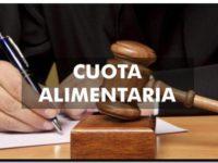 CUOTA ALIMENTARIA: Sin teléfono hasta que pague