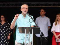 LONDRES: Líder laborista pide liberación de Lula