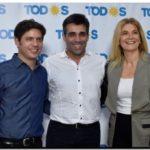 """ELECCIONES 2019: Jensen dijo """"Si el candidato de la unidad es Facundo López, apoyo porque me conduce Cristina"""""""