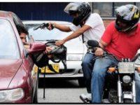 SEGURIDAD: Vidal promulgó la ley «antimotochorros»
