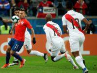 COPA AMÉRICA: Perú goleó a Chile y jugará la final ante Brasil