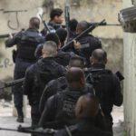 BRASIL: Policía mata una persona cada 5 horas en Rio