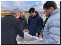PUERTO QUEQUÉN recibió el primer informe del Proyecto Técnico para la reconstrucción del Puente Escurra