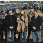 SEGURIDAD: Cien patrulleros para el Comando de Patrullas Rurales