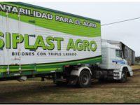 ECOLOGÍA: Salieron los bidones con agroquímicos