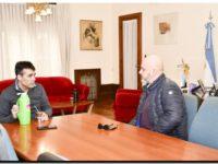 NECOCHEA: López evalúa cómo afecta la situación del país al bolsillo de los vecinos