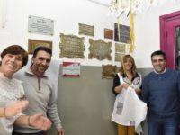 QUEQUÉN: La familia de la Escuela N° 40 celebró el centenario de la institución