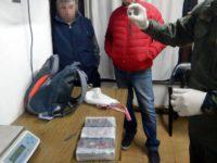 POLICIALES: Detienen a una mujer con cocaína