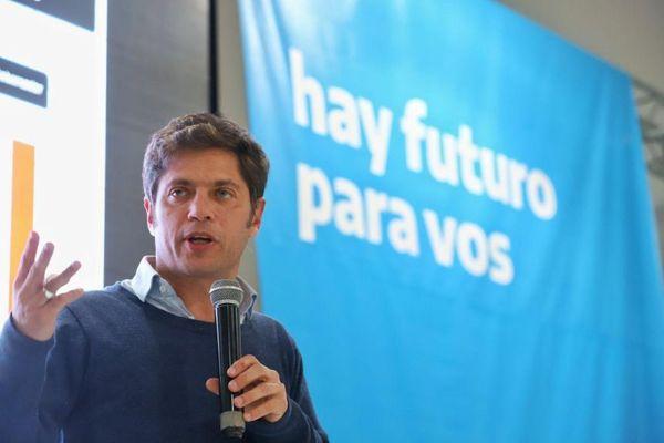 """Kicillof anticipó que liderará """"un Gobierno bien abierto"""" en términos políticos"""