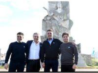ELECCIONES 2019: Se anuncia la vuelta a Necochea de Fernández, Kicilllof y Massa