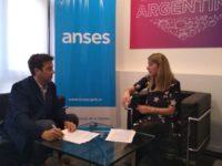 ANSES Y EL PUERTO: Convenio de reciprocidad entre Puerto Quequén y Anses