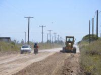Servicios Públicos volvió de lleno al acondicionamiento de las calles