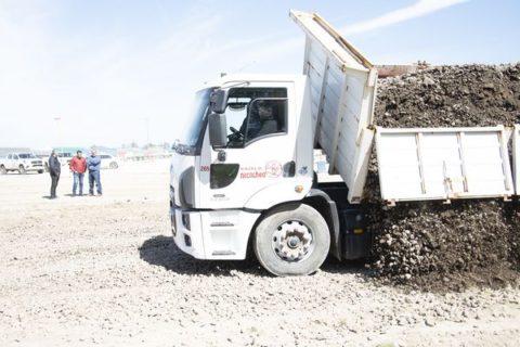 López valoró el mantenimiento en la Playa de Camiones