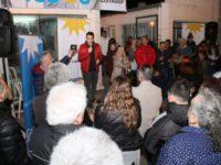 Inauguración de una Unidad Básica del Frente de Todos en Quequén