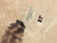 El petróleo subió más de 14% tras ataques a Arabia Saudí
