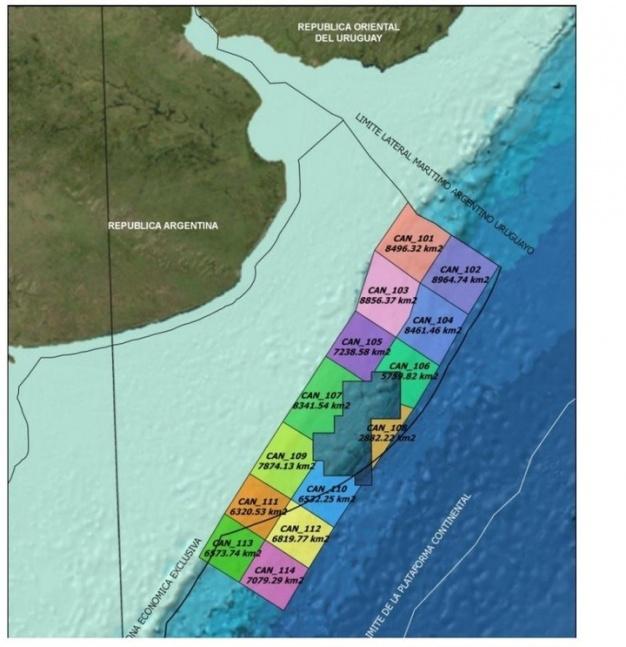 Se realizará exploración petrolera en nuestras costas