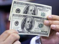 Detuvieron a un sujeto con dólares falsos