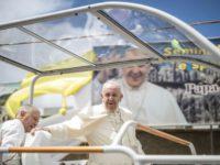 EL MUNDO: El papa Francisco llega a Mauricio, última etapa de su gira por África