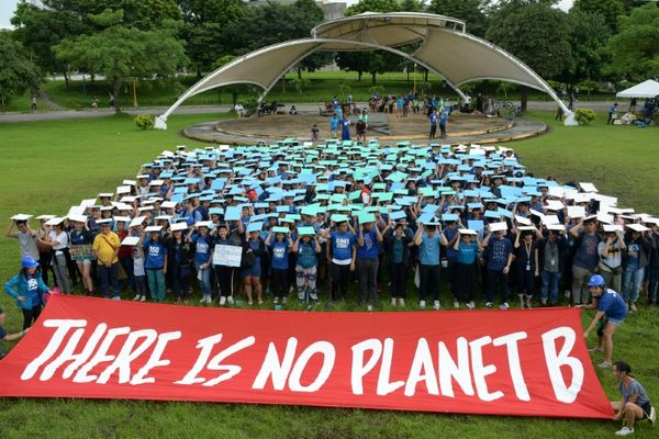 Jóvenes en Australia y el Pacífico lanzan la huelga global por el clima