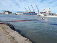 Puerto Quequén mejora su seguridad laboral, ambiental y operativa