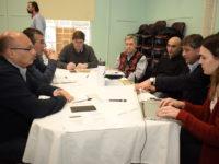 Los intendentes se reunieron en Lobería