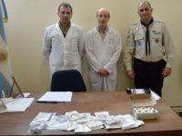 Neonatología del Hospital recibió una importante donación de parte de los scouts