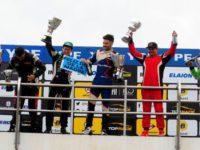 La Pantera volvió a la victoria en el Top Race Series y sueña con el campeonato