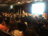Brindó una charla en la ciudad el neurocirujano Roberto Rosler