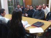 Nueva comisión directiva del Círculo de Periodistas Deportivos de Necochea