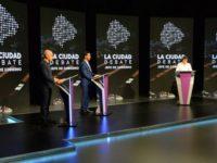 Larreta y Lammens no se sacaron ventaja en el debate porteño