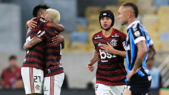 Flamengo volvió a la final de la Copa Libertadores tras 38 años