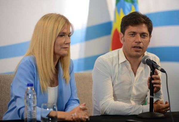 Vidal y Kicillof se juntan hoy