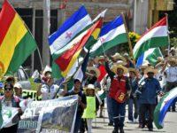 Repudio por el golpe de estado en Bolivia