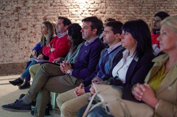 Con Desarrollo Humano y Turismo, Arturo Rojas completó la presentación pública de su Plataforma