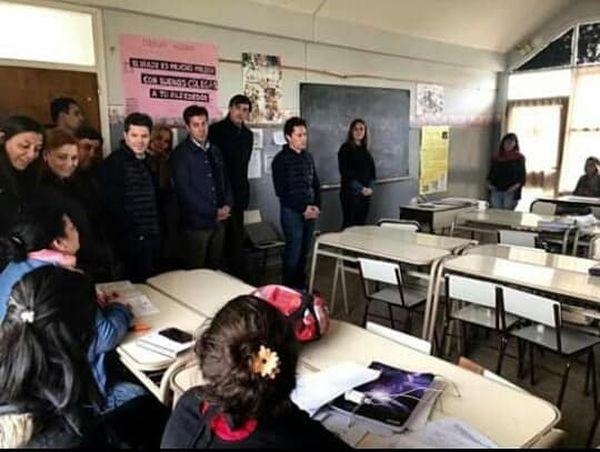 Denuncia de SUTEBA contra Arturo Rojas por hacer campaña en establecimientos educativos