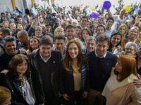 María Eugenia Vidal visitó Necochea