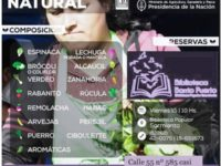 Frescura Natural se comercializará este viernes en Barrio Puerto