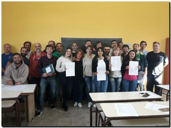 Certificado del Tramo de Formación Pedagógica del SUETRA