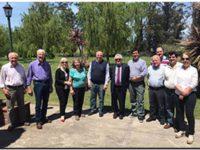 El consejero Español de Trabajo en Argentina, José Castro Navas visitó Necochea